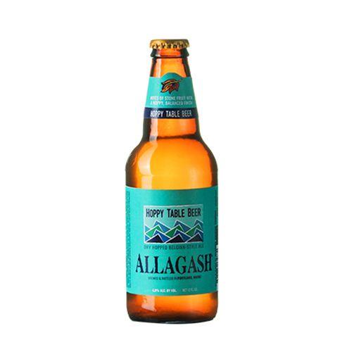 Allagash Brewing Hoppy Table Beer, Oregon - 12oz.