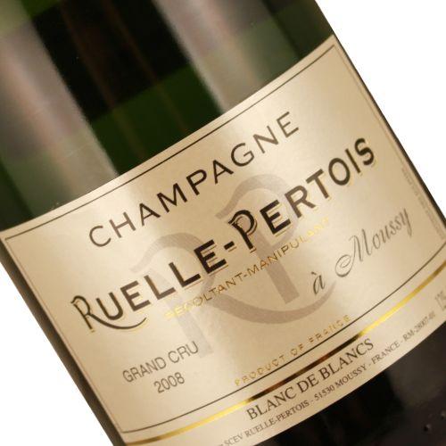 Ruelle-Pertois 2008 Blanc de Blanc Grand Cru, Moussy, Champagne