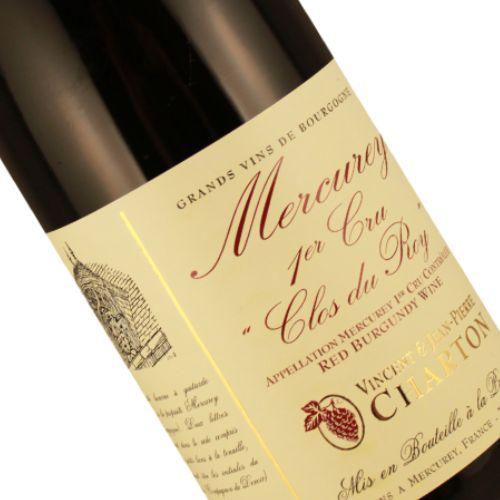 "Domaine Charton 2014 ""Clos du Roy"" Mercurey Premier Cru , Burgundy"