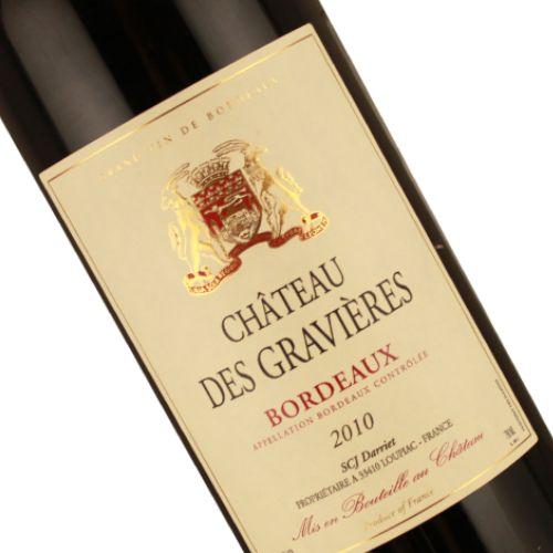 2010 Chateau Des Gravieres, Bordeaux