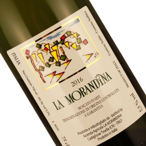 La Morandina 2016 Moscato d'Asti Piedmont