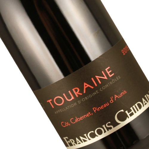 Francois Chidaine 2016 Touraine Rouge, Red Loire Wine