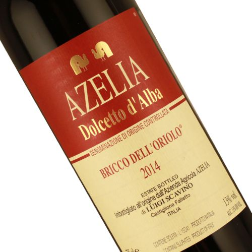 """Azelia 2014 Dolcetto d'Alba Bricco Dell """"Oriolo"""", Piedmont"""