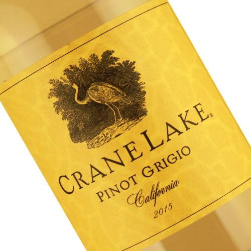 Crane Lake 2016 Pinot Grigio, California