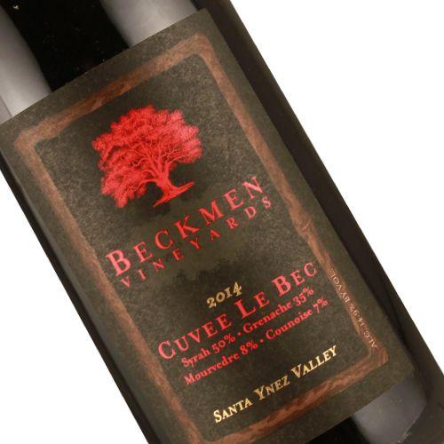 Beckmen 2014 Cuvee Le Bec, Santa Ynez Valley