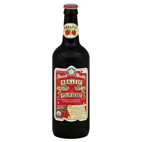 Samuel Smith Old Brewery Strawberry Ale, England