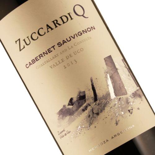 """Zuccardi 2013 """"Q"""" Cabernet Sauvignon, Argentina"""