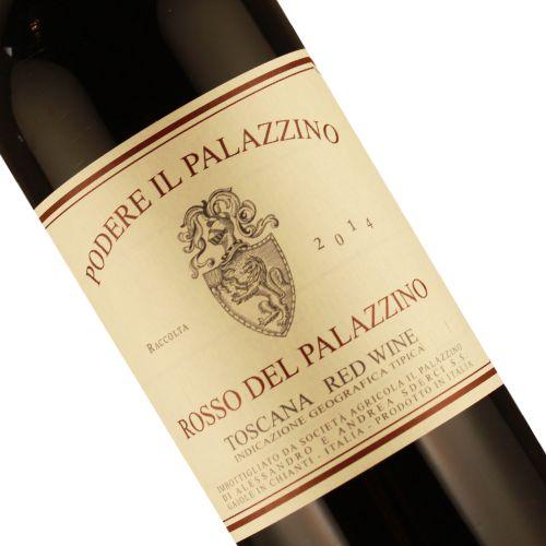 Podere Il Palazzino 2015 Rosso Del Palazzino, Toscana