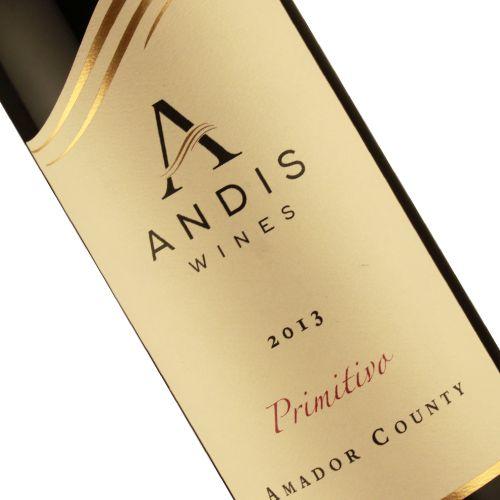 Andis 2013 Primitivo Amador County