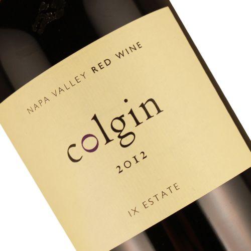Colgin 2012 IX Estate Red Wine, Napa Valley