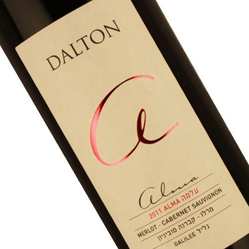 """Dalton 2011 """"A"""" Alma Cabernet Sauvignon Merlot, Galilee, Israel"""