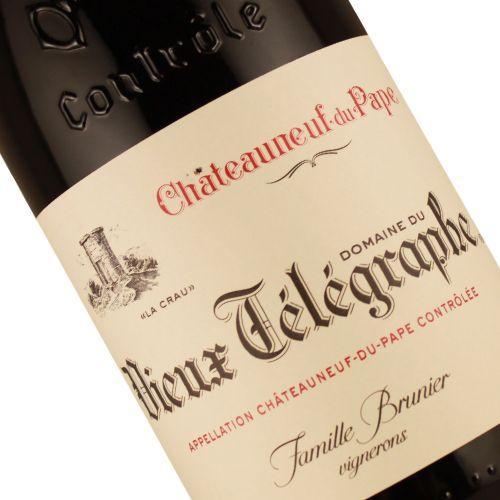 """Domaine du Vieux Telegraphe 2013 Chateauneuf-du-Pape """"La Crau"""", Rhone  - Magnum"""