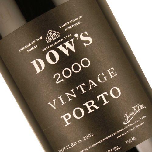 Dow's 2000 Vintage Porto, Portugal
