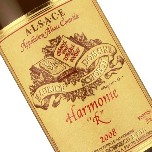 Domaine Schoech 2008 Harmonie R, Alsace