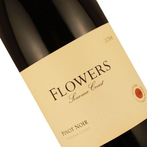 Flowers 2014 Pinot Noir Sonoma Coast