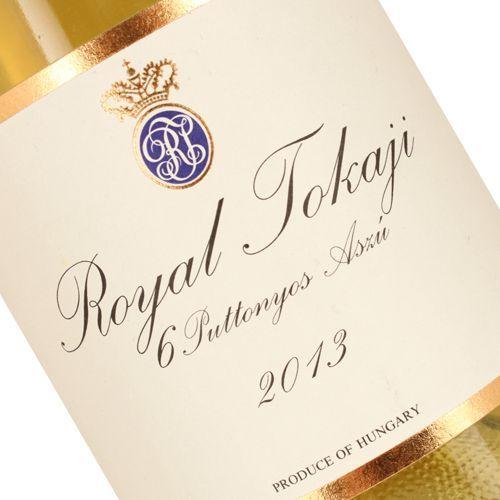 Royal Tokaji 2013 Tokaji Aszu 6 Puttonyos, Hungarian Sweet Wine 500ml