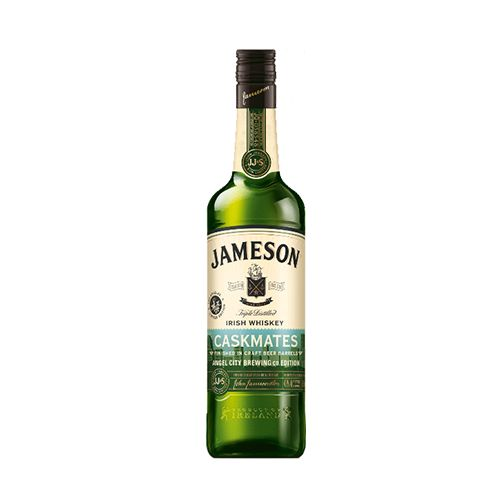 Jameson Irish Whiskey Caskmates with Angel City Brewing