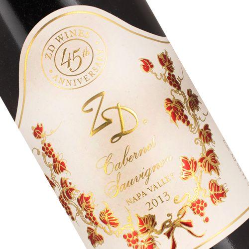 ZD Wines 2013 Cabernet Sauvignon Napa Valley