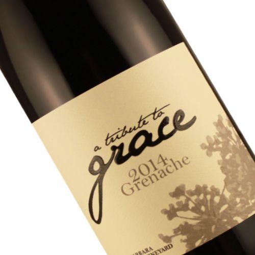 "A Tribute to Grace 2014 Grenache ""Santa Barbara Highlands Vineyard"", Santa Barbara County"