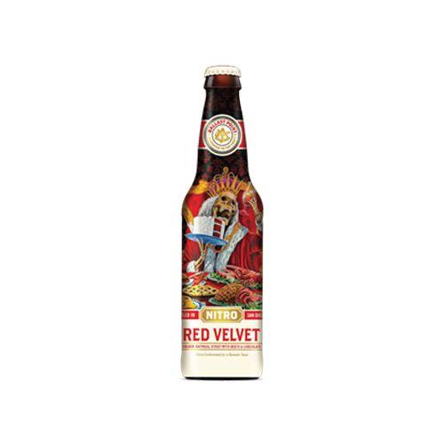Ballast Point Nitro Red Velvet Stout, California