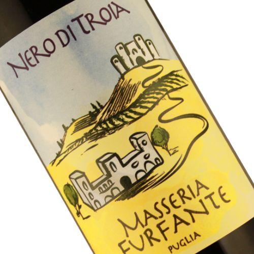 Masseria Furfante 2013 Nero di Troia, Puglia