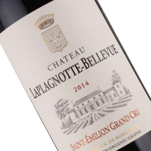 Chateau Laplagnotte-Bellevue 2014 Grand Cru Sainte-Emilion, Bordeaux