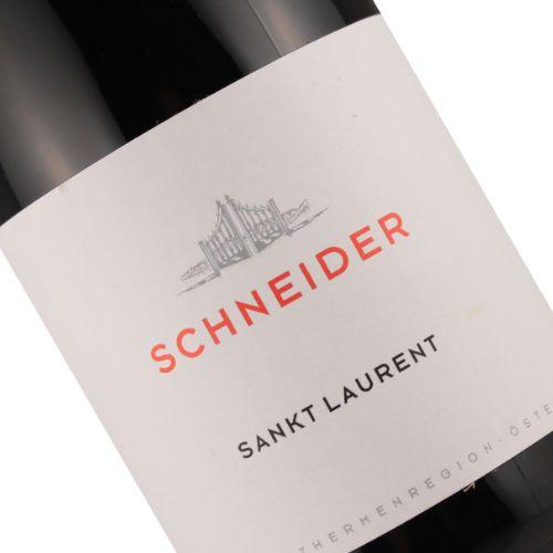 Weingut Schneider 2013 Sankt Laurent Thermenregion, Austria
