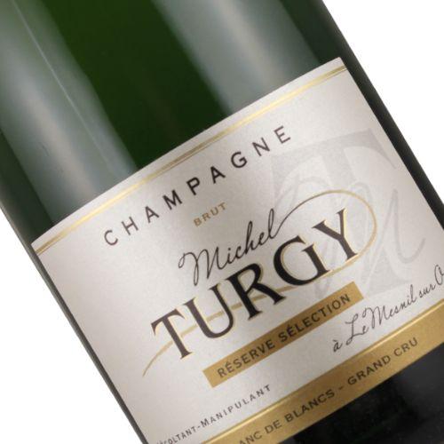 Domaine Turgy NV Blanc de Blancs Grand Cru Brut Reserve Selection, Le Mesnil-sur-Oger, Champagne
