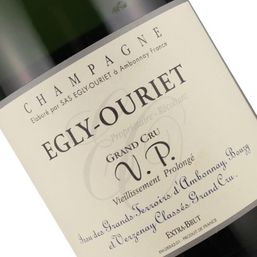 Domaine Egly-Ouriet NV Grand Cru Extra Brut V.P., Ambonnay, Champagne