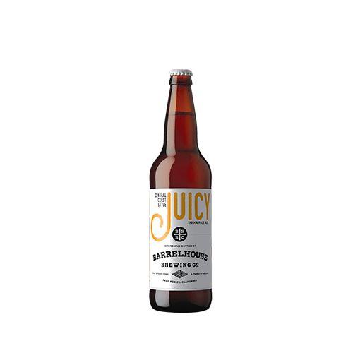 """Barrelhouse Brewing """"Juicy"""" IPA Alternating Hop Series, California"""