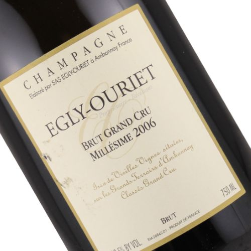 Domaine Egly-Ouriet 2006 Grand Cru Brut Millesime, Ambonnay, Champagne