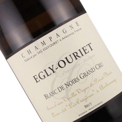 Domaine Egly-Ouriet NV Blanc de Noirs Grand Cru Brut Les Crayeres, Ambonnay, Champagne