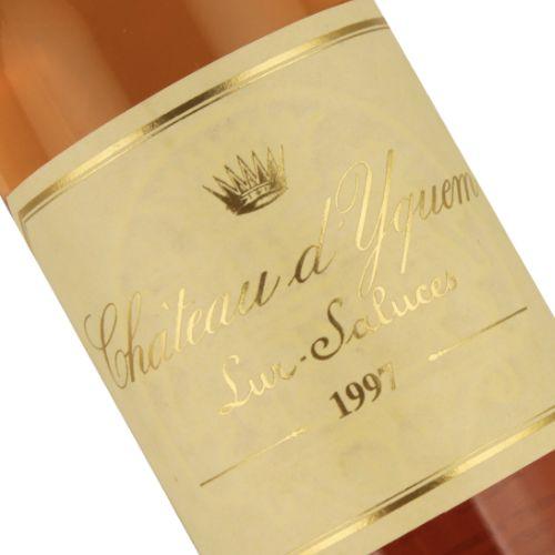 Chateau d'Yquem 1997 Sauternes, Bordeaux - Half Bottle