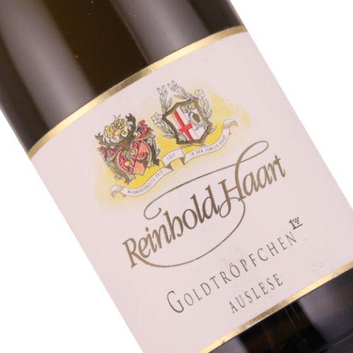 Reinhold Haart 2010 Piesporter Goldtropfchen Riesling Auslese, Mosel - Half Bottle