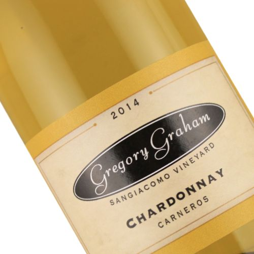 Gregory Graham 2014 Chardonnay Sangiacomo Vineyard, Carneros