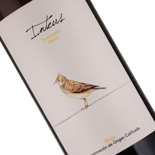 Inteus 2014 Tempranillo Blanco, Rioja Spain