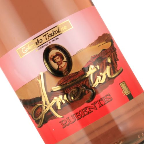 Ameztoi 2016 Getariako Txakolina Rubentis Rose, Basque Country