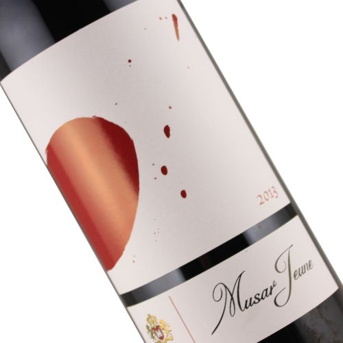 Chateau Musar 2012 Jeune Rouge Red Wine, Bekka Valley Lebanon