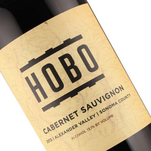 Hobo 2015 Cabernet Sauvignon, Alexander Valley, Sonoma County