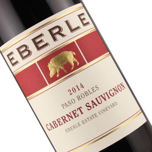 Eberle 2014 Cabernet Sauvignon Eberle Estate Vineyard, Paso Robles