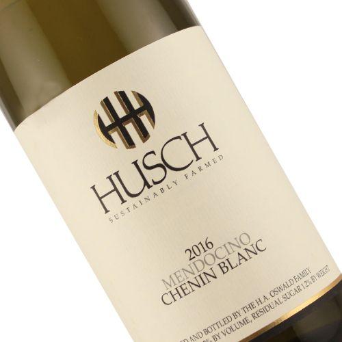 Husch 2016 Chenin Blanc, Mendocino
