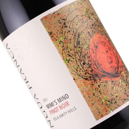 Lingua Franca 2015 Pinot Noir Mimi's Mind, Eola-Amity Hills