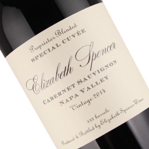 Elizabeth Spencer 2014 Napa Valley Cabernet Sauvignon