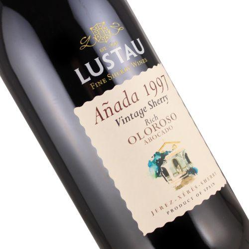 Lustau Añada 1997 Rich Oloroso Abocado, Jerez - 500ml