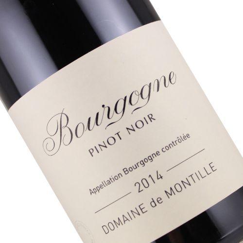 Domaine de Montille 2014 Bourgogne Pinot Noir, Burgundy, France