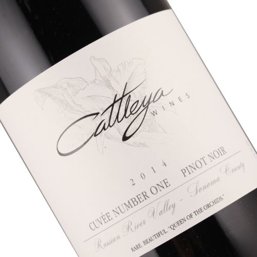 Cattleya 2014 Pinot Noir Cuvee Number One, Russian River Valley