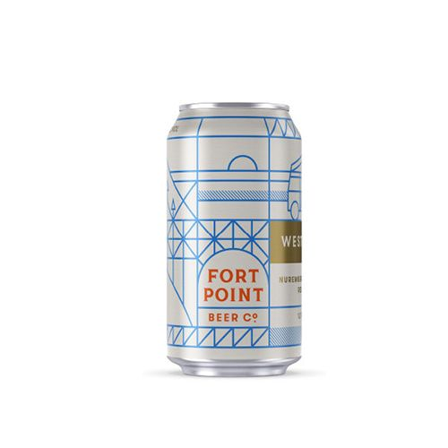 "Fort Point Brewing ""Westfalia"" Nuremberg Inspired Red Ale - 12oz can"