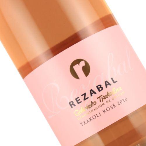 Rezabal 2016 Getariako Txakolina Txakoli Rose