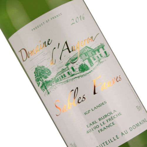 Domaine D'Augeron 2016 Vin De Pays Des Landes