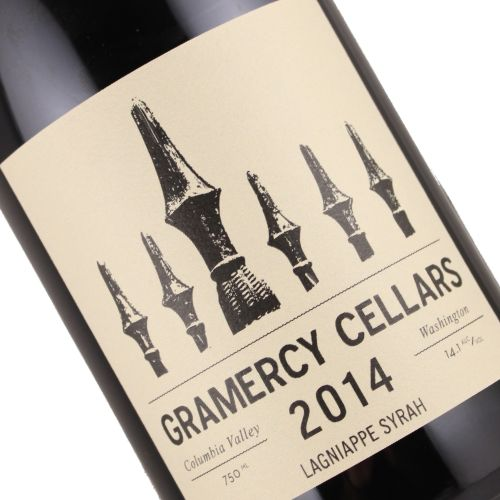 Gramercy Cellars 2014 Lagniappe Syrah, Columbia Valley